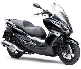 Kawasaki j125  2017