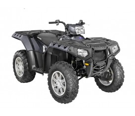 Polaris Sportsman 550 Magnetic Metallic