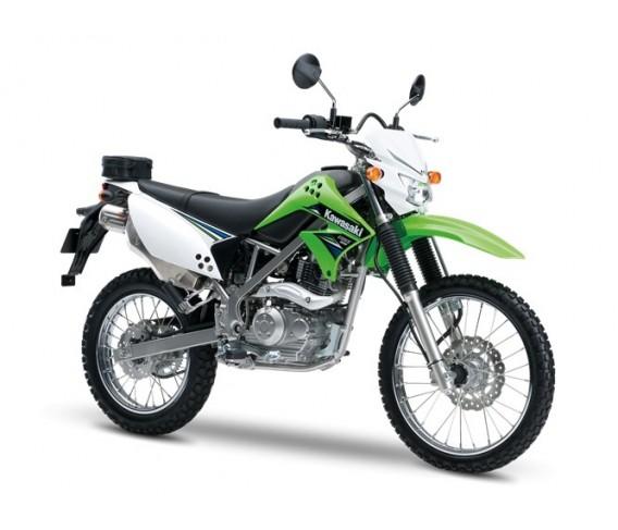Kawasaki KLX125 2017