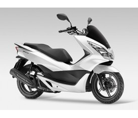 Honda New PCX 2017