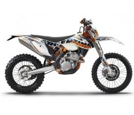 KTM 250EXC F SIX DAYS