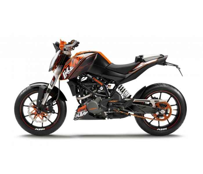 ktm 125 duke. Black Bedroom Furniture Sets. Home Design Ideas